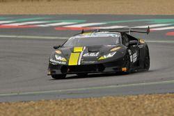 Lamborghini Huracan S.GTCup #102, Sartori-Deodati, Antonelli Motorsport