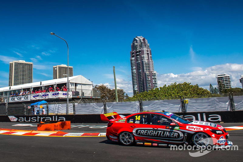 Tim Slade und Ash Walsh, Brad Jones Racing, Holden