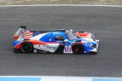 #10 Graff Racing Ligier JS P3 - Nissan: John Falb, Sean Rayhall, Vicente Potolicchio