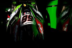Moto de Tom Sykes, Kawasaki Racing