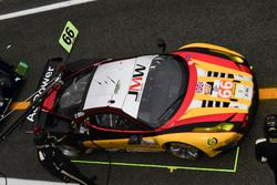 #66 JMW Motorsport. Ferrari F458 Italia: Rory Butcher, Robert Smith, Andrea Bertolini
