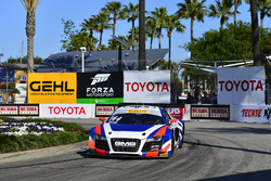 #44 GMG Racing Audi R8 LMS: Brent Holden