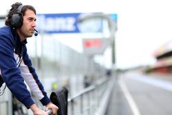 Giacomo Ricci, Trident Team Manager