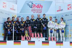 Die Sieger, Nordschleife 2016