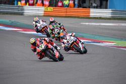 Chaz Davies, Aruba.it Racing - Ducati Team y Michael van der Mark, Honda WSBK Team