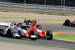 Yu Kanamaru, Teo Martin Motorsport et Aurelien Panis, Arden Motorsport