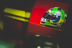 Lucas di Grassi, ABT Schaeffler Audi Sport helmet
