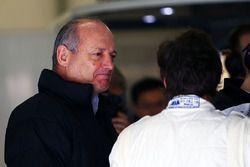 Ron Dennis, Presidente Ejecutivo de McLaren con Fernando Alonso, McLaren