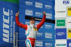 Podium : Ralf Aron, Prema Powerteam Dallara F312 – Mercedes-Benz