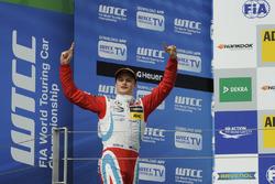 Podium : Ralf Aron, Prema Powerteam Dallara F312 – Mercedes-Benz