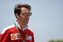 Jean-Eric Vergne, Ferrari Piloto de pruebas y de desarrollo