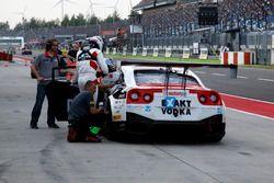 #22 MRS GT-Racing, Nissan GT-R Nismo GT3: Steve Feige, Bas Schothorst