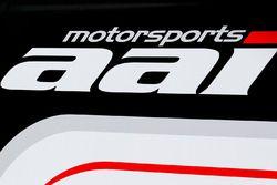 Team AAI zona de Paddock y logo