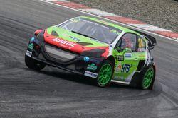 Tommy Rustad, Albatec - HTB Racing