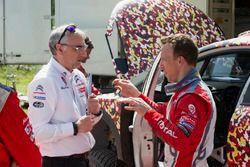 Kris Meeke test de Citroën C3 WRC 2017