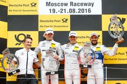 Podium: 1. Robert Wickens, Mercedes; 2. Paul di Resta, Mercedes; 3. Gary Paffett, Mercedes