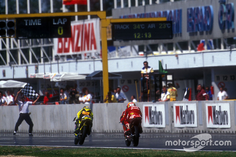 Sieger: Valentino Rossi
