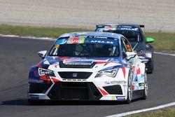 Edouard Mondron/Guillaume Mondron, Delahaye Racing, SEAT Leon TCR