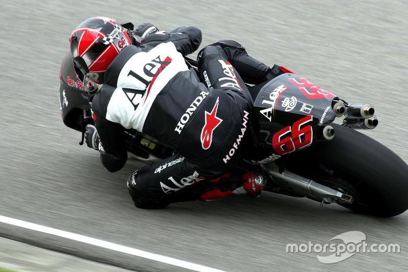 2002: Alex Hofmann*