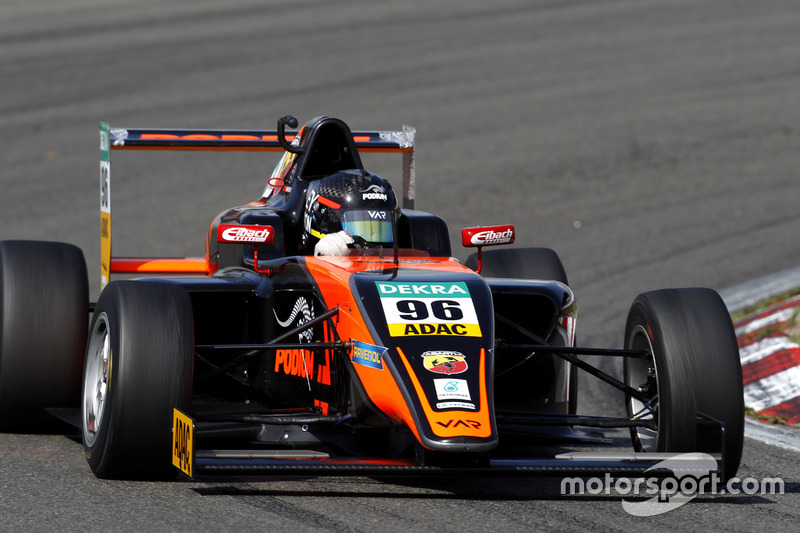 Formel 4 Deutschland: Van Amersfoort Racing, Tatuus-Abarth F4-T014