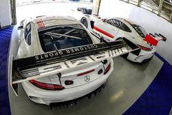 #5 Phoenix Racing Audi R8 LMS GT3