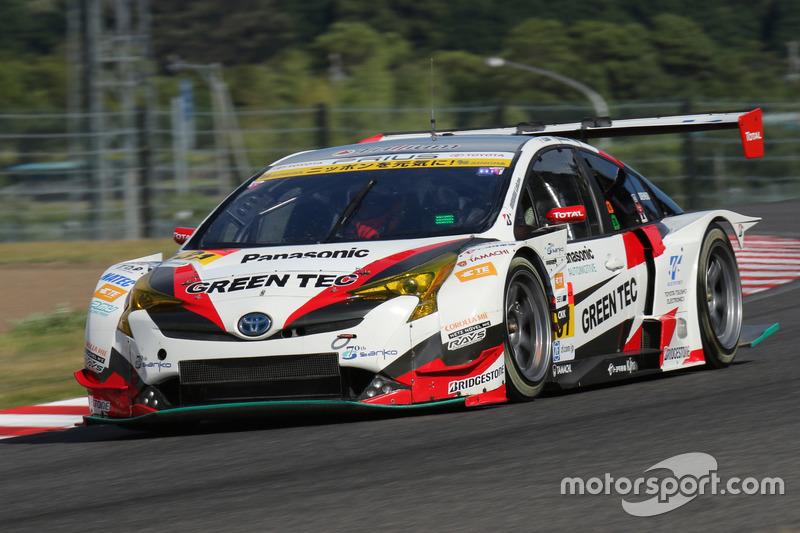 #31 Toyota Prius apr GT: Koki Saga, Yuichi Nakayama