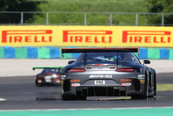 #84 AMG Team HTP Motorsport Mercedes AMG GT3: Dominik Baumann, Maximilan Bühk