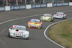 Leonel Sotro, Di Meglio Motorsport Ford, Jonatan Castellano, Castellano Power Team Dodge, Omar Marti