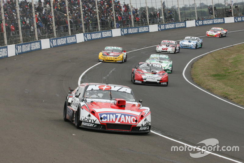 Matias Rossi, Donto Racing Chevrolet, Jose Manuel Urcera, Las Toscas Racing Chevrolet, Agustin Canap