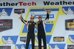 ST Class winners #93 HART Honda Civic Si: Chad Gilsinger, Ryan Eversley