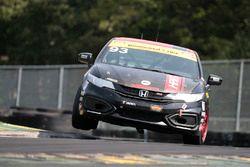 #93 HART Honda Civic Si: Chad Gilsinger, Ryan Eversley