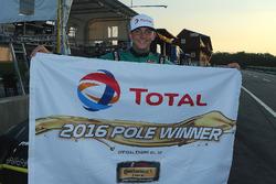 Polesitter #99 Automatic Racing Aston Martin Vantage GT4: Rob Ecklin, Al Carter