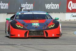 #48 Paul Miller Racing Lamborghini Huracan : Bryan Sellers, Madison Snow