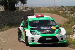 Lorenzo Della Casa e Michele Ferrara, Ford Fiesta WRC, New Turbomark