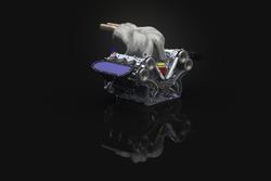 Le moteur V6 GP3