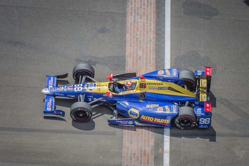 500 Miles d'Indianapolis - Alexander Rossi