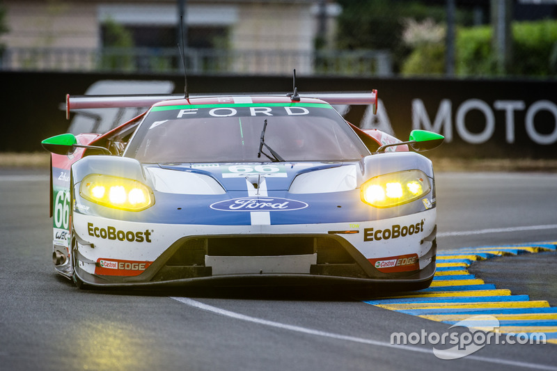 4. LMGTE-Pro: #66 Ford Chip Ganassi Racing, Ford GT