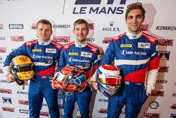 #37 SMP Racing BR01 Nissan: Viktor Shaytar, Kirill Ladygin, Vitaly Petrov