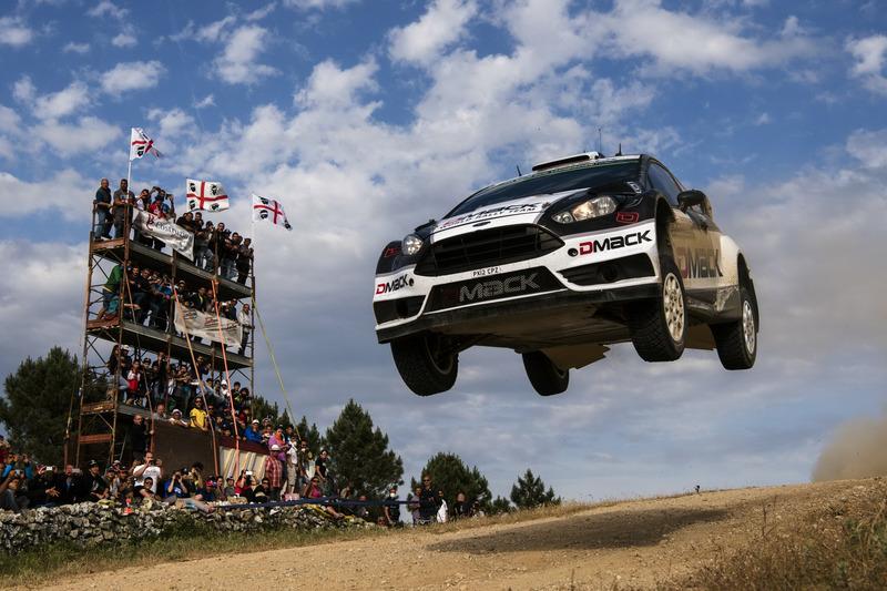 Отт Тянак и Райго Мыльдер, DMACK World Rally Team