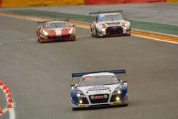 #27 Sainteloc Racing, Audi R8 LMS ultra: Michael Blanchemain, Jean-Paul Buffin, Valentin Hasse-Clot,