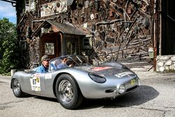 Mark Webber ve Stefan Anker, Porsche RS 60 Spyder Bj. 1960
