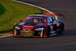#28 Belgian Audi Club Team WRT Audi R8 LMS: Laurens Vanthoor, Rene Rast, Nico Müller