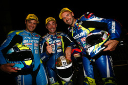 ##1 Suzuki Endurance Racing Team, Suzuki GSX R 1000: Vincent Philippe, Anthony Delhalle, Etienne Mas