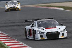 #74 ISR, Audi R8 LMS: Marlon Stockinger, Franck Perera
