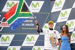 Secondo posto Brad Binder, Red Bull KTM Ajo