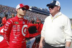 Kyle Larson, Chip Ganassi, Chip Ganassi Racing Chevrolet