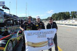 PC ganador de la pole #52 PR1 Mathiasen Motorsports ORECA FLM09: Robert Alon, Tom Kimber-Smith, Jose