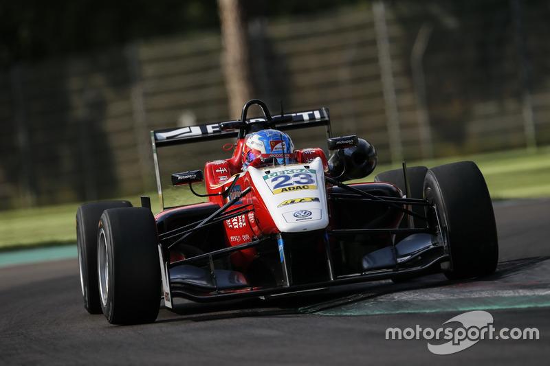 Guanyu Zhou, Motopark Dallara F312, Volkswagen