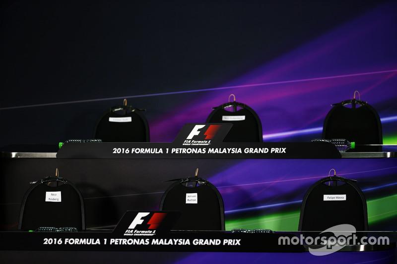 The FIA Press Conference
