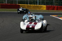#19 Elva MkV (1959): Ralf Emmerling, Phil Hooper